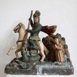 konjanik u etnografskoj zbirci