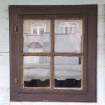 prozor iz etnografske zbirke