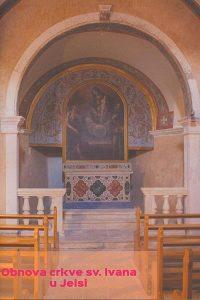 izložba o obnovi crkve sv Ivana