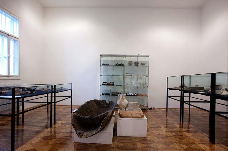 arheološka zbirka u muzeju
