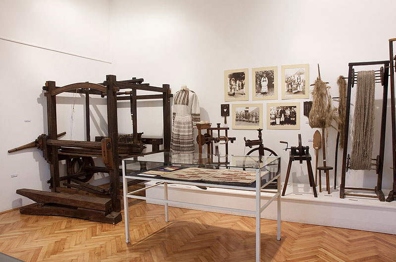 etnografska zbirka u muzeju