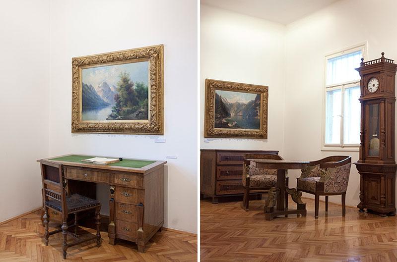 kulturno-povijesna zbirka u muzeju