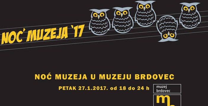 The museum night 2017