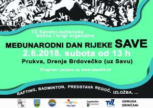 International day of the Sava river 2018